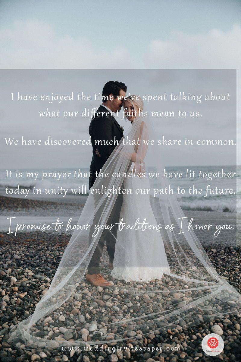 44++ Non traditional wedding vows ideas in 2021