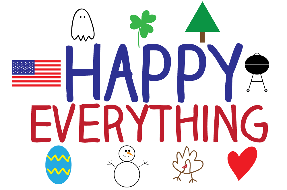 Free Holiday Clipart to use for Christmas, Easter, Father ...