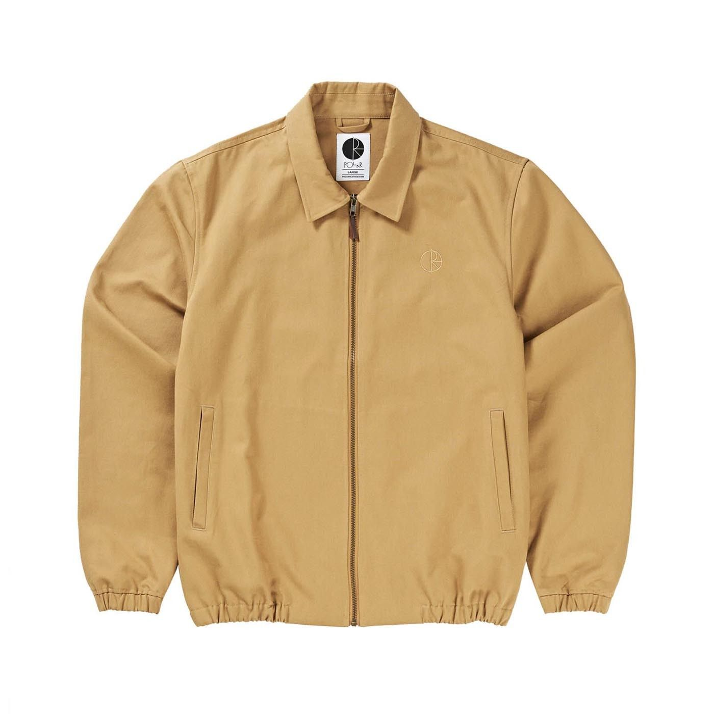 Polar skateboards jacket