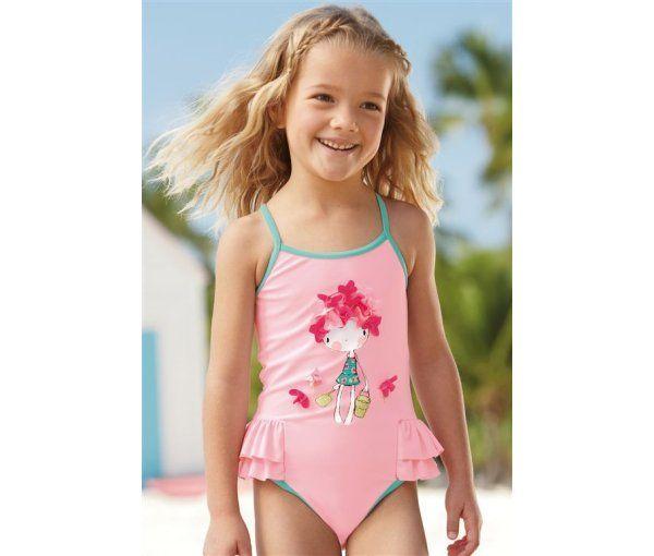 Stroj Kapielowy Next Dziewczynka 3d R 98 Okazja 4148406855 Oficjalne Archiwum Allegro One Piece Tankini Fashion