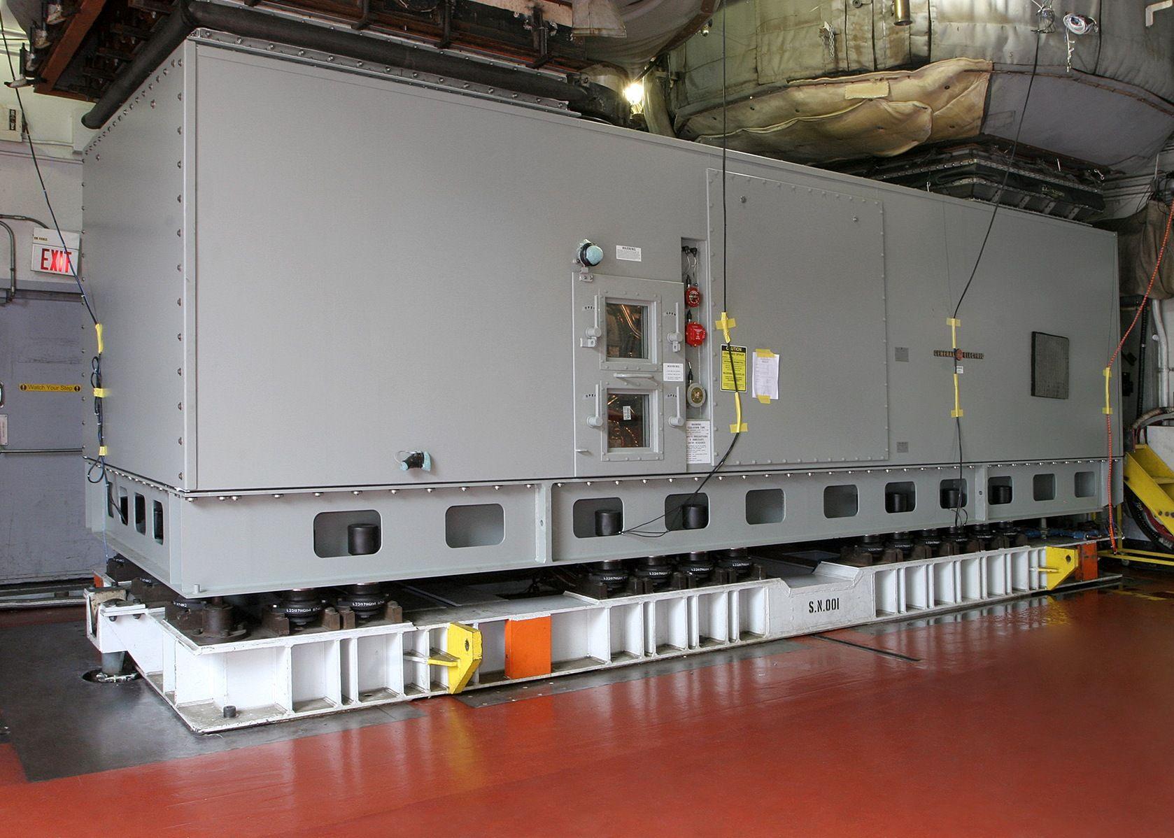 Base & Enclosure LM2500 Gas Turbine Engine Pinterest