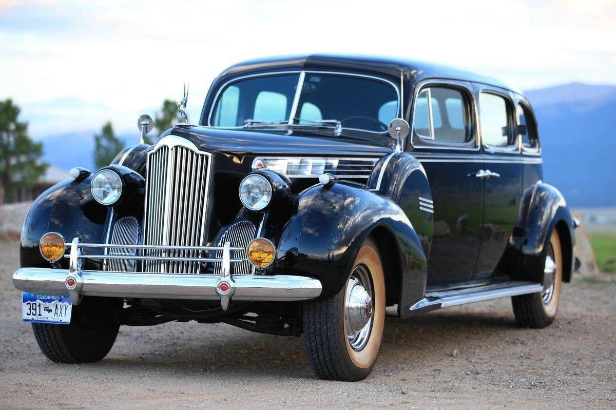 1940 Packard Model 1808, body style 1351....looks like the ...