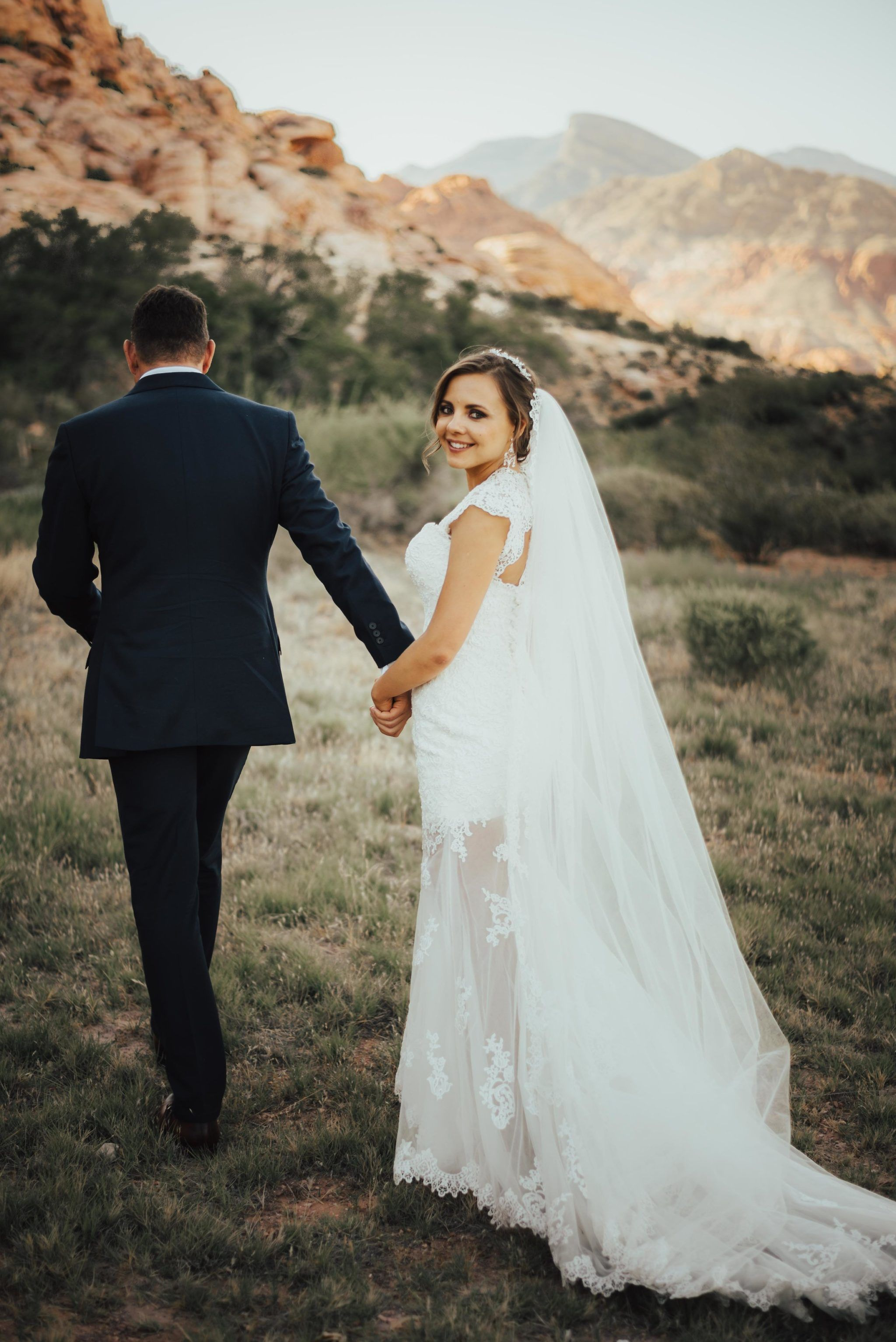 Third Cactus Creative ElopementWedding Photography at Red Rock