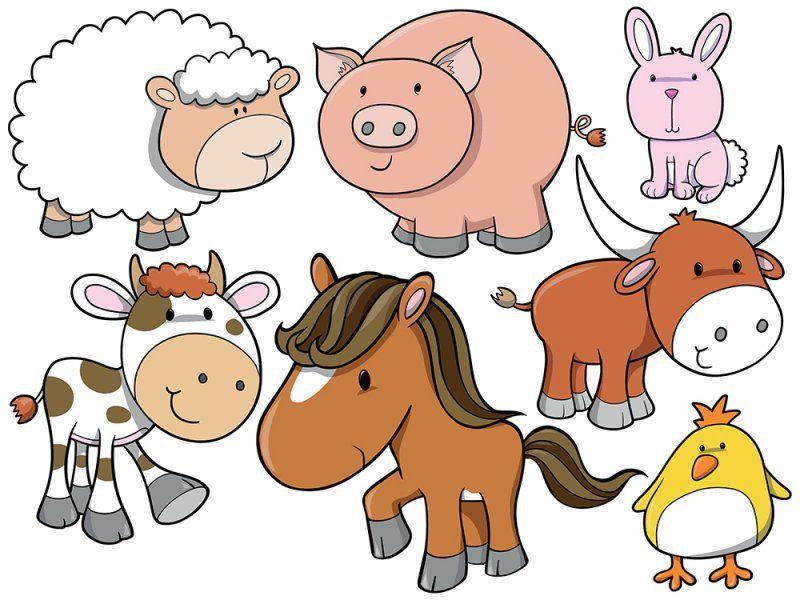8cxrald5i Jpg 800 600 Animal Clipart Cartoon Animals Farm Animals