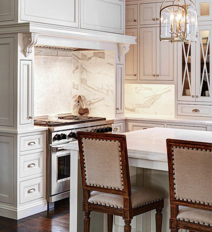 Carolina Design Associates - kitchens - Medium Arch Top ...