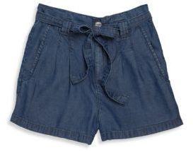 Ella Moss Girl's Sara Chambray Shorts