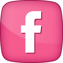 Pink Facebook Icon Png Clipart Image In Facebook Icons Pam Spray Flirty Girl Fitness
