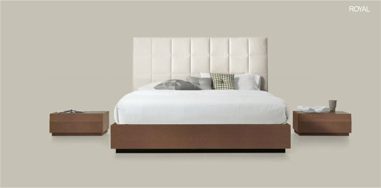 Royal Contemporary Bed | Queen Size | ALF(+) DA FRE | Furniture by ...