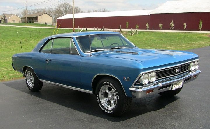 1966 Chevelle SS 396  67 and older ChevyOldsBuickPontiac
