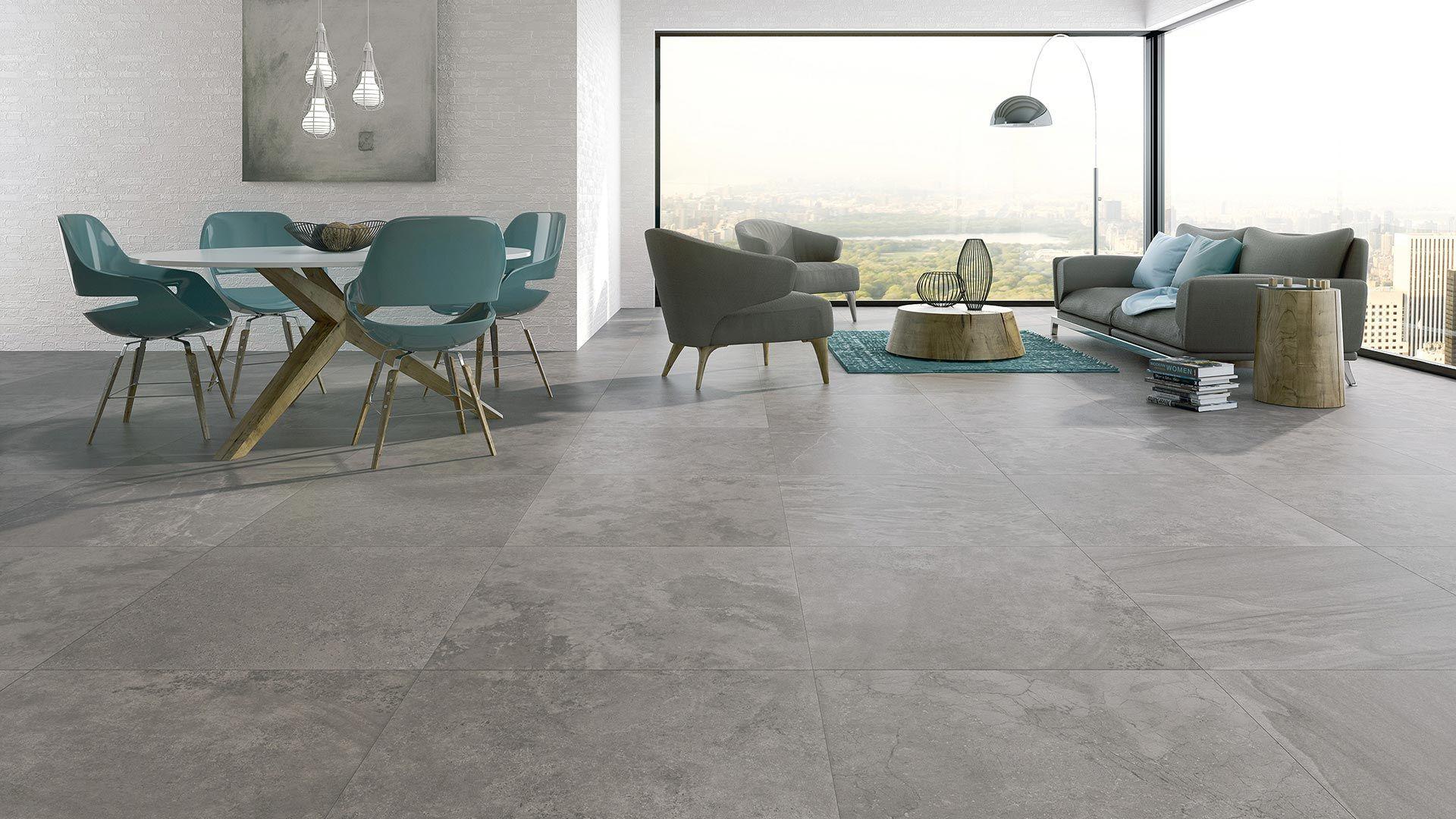 Deco hogar piso revestimiento porcellanato san pietro - Cemento pulido para suelos ...