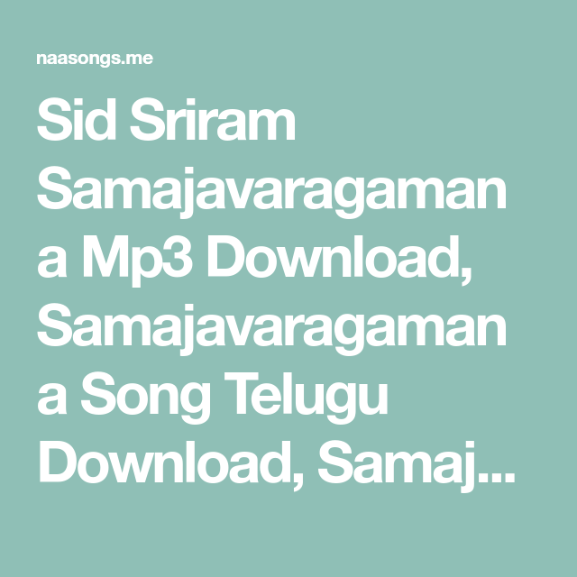 Pin On Mp3 Song