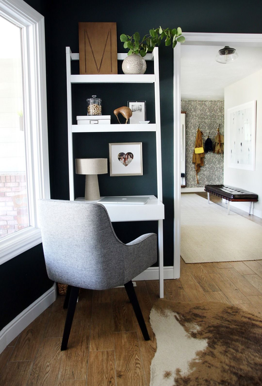 Create A Stylish Productive Little Nook Even When E Is With Our Chic Modern Home Office Ideas For Small Es From Chrislovesjulia