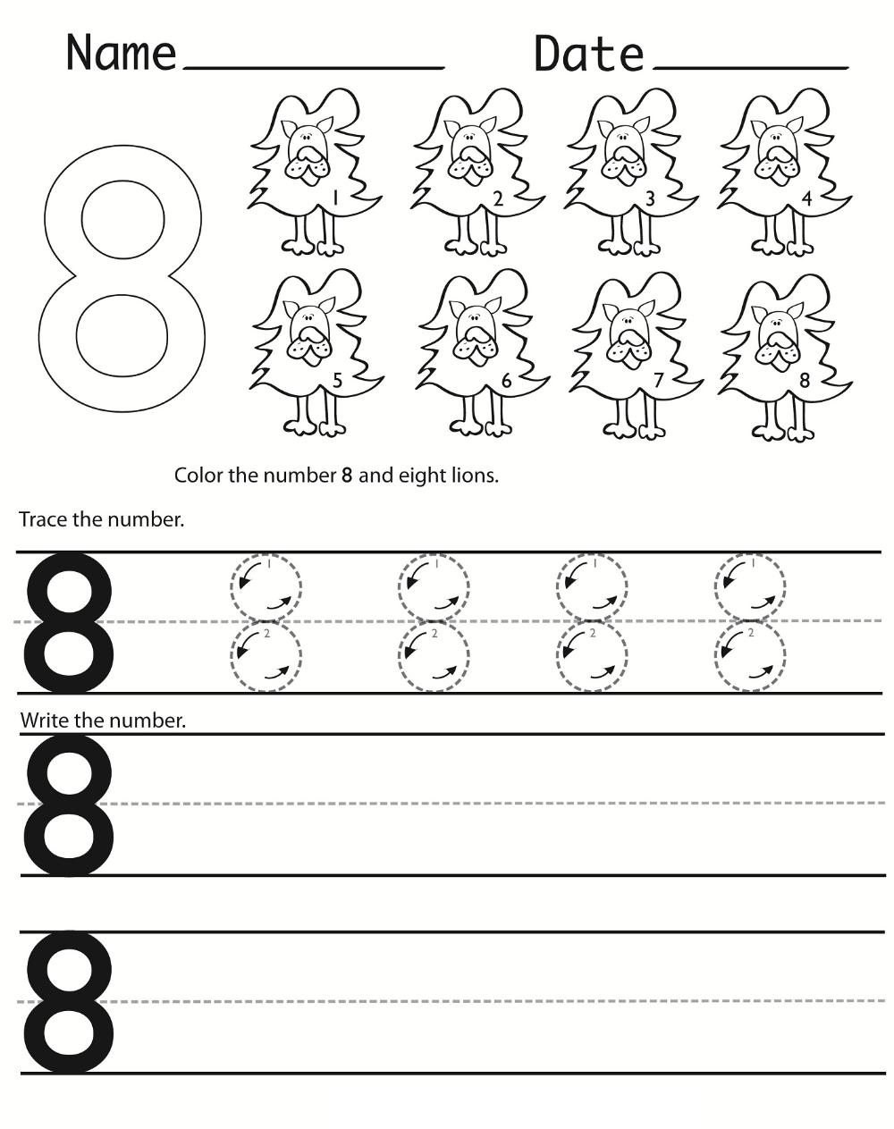Writing Numbers Worksheets Printable In 2020 Writing Numbers Number Worksheets Math Coloring [ 1263 x 1000 Pixel ]
