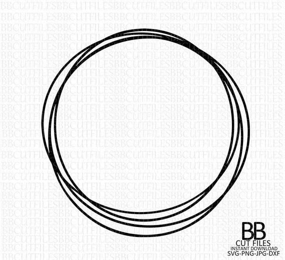 White Dye Sublimation Novelty Metal Circle Sign Circle Outline Circle Frames Circle