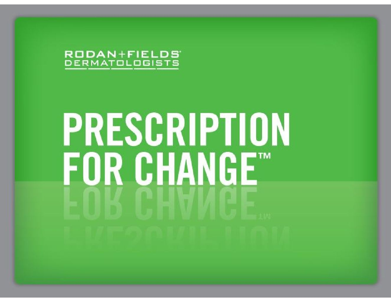 Rodan + Fields Business System Powerpoint Presentation by