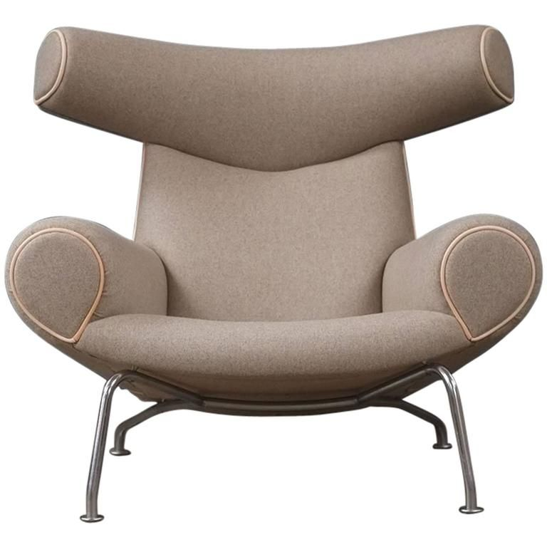 Merveilleux Hans Wegner Ox Chair | From A Unique Collection Of Antique And Modern  Lounge Chairs At Https://www.1stdibs.com/furniture/seating/lounge Chairs/
