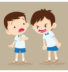 Angry Boy Shouting At Friend Friend Cartoon Cute Cartoon Boy Cute Turtle Cartoon