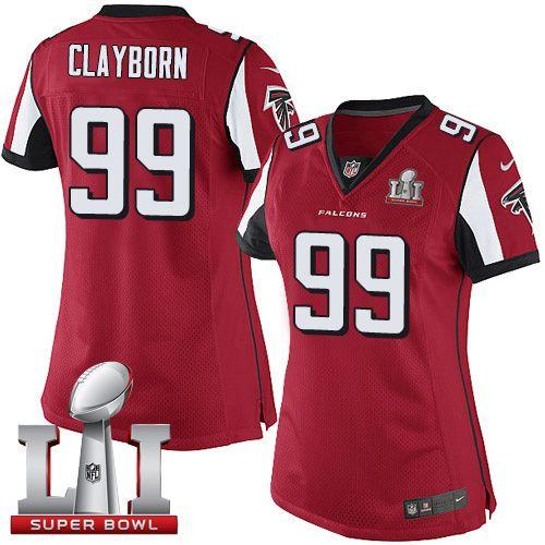 adrian clayborn atlanta falcons jersey
