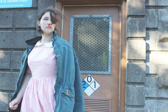 0100de2620da Eleven Dress - Stranger Things, 11, Netflix, Pink Peter Pan Collar, Sci Fi, millie  bobby brown