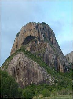 Pedra da Boca na Paraíba