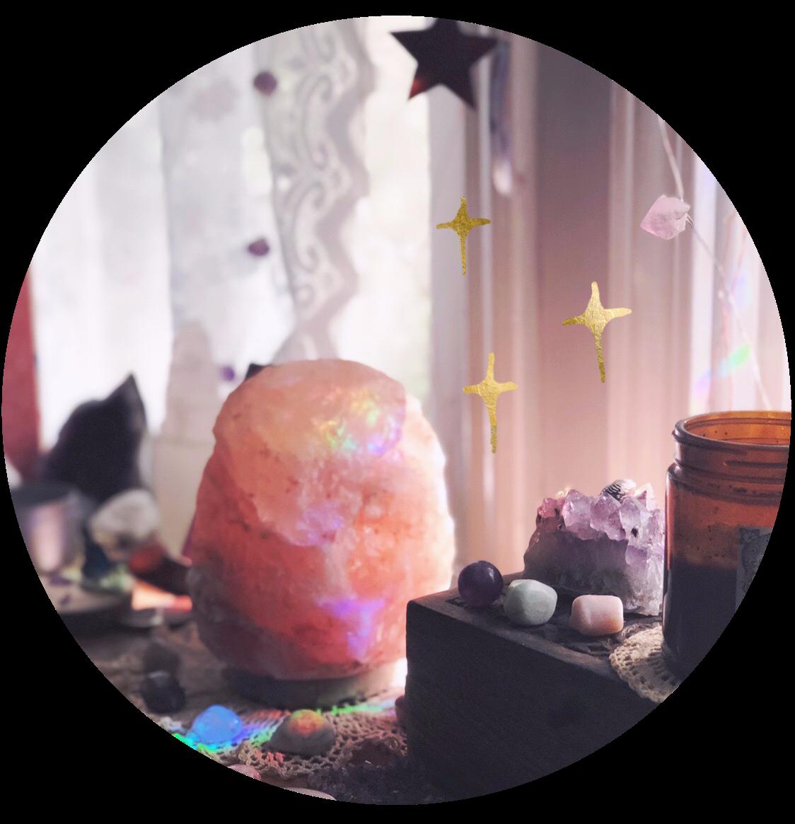 Dwell In Magic Shop