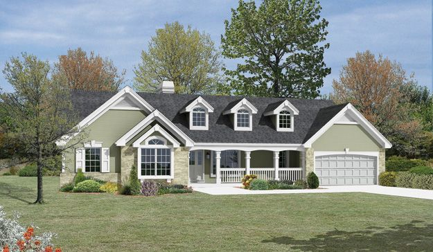 House Plans Home Plans And Floor Plans From Ultimate Plans Ranch Style House Plans Ranch House Plans Country House Plans