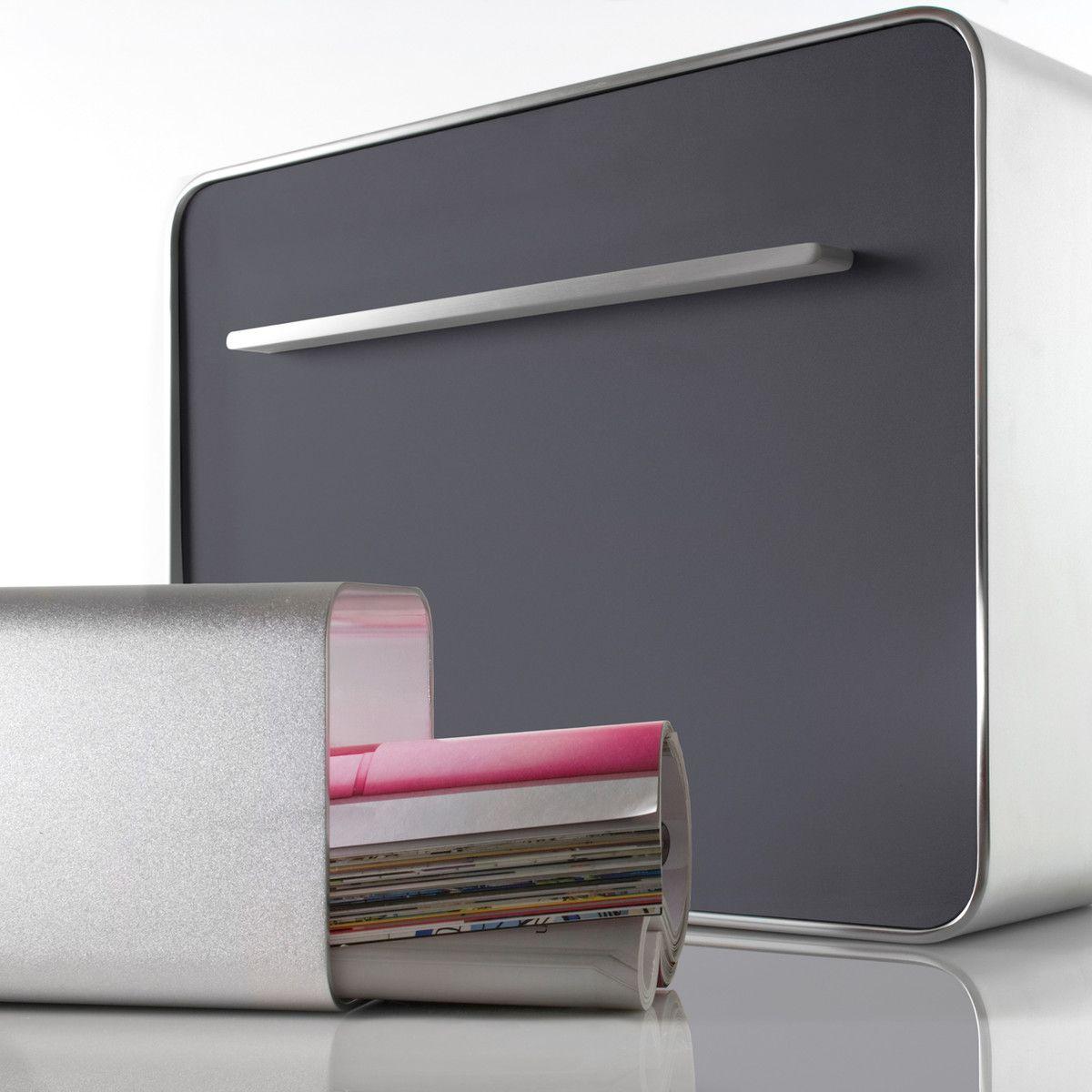 Authentics Entrance Zeitungsbox Amp Briefkasten Design Interior
