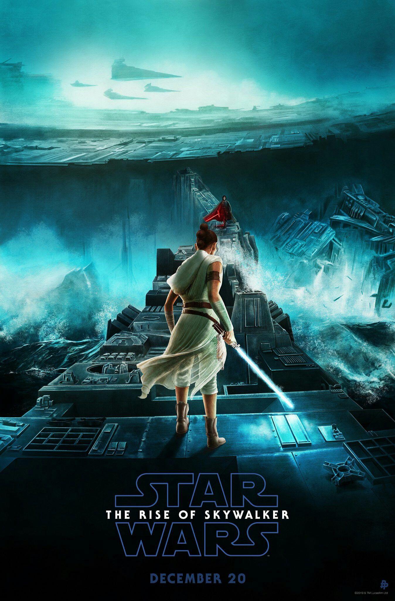 Rey Kylo Death Star Ii Rey Starwars Theriseofskywalker Star Wars Episodes Star Wars Watch Star Wars Movie