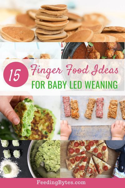 Looking for nutrition finger food ideas for your baby? These recipes are salt-free, sugar-free, and contain no commercial sauces, and perfect for baby led weaning. Feeding Bytes #babyledweaning #blw #fingerfoods #fingerfoodideas #babyfingerfood #babyfingerfoodrecipes