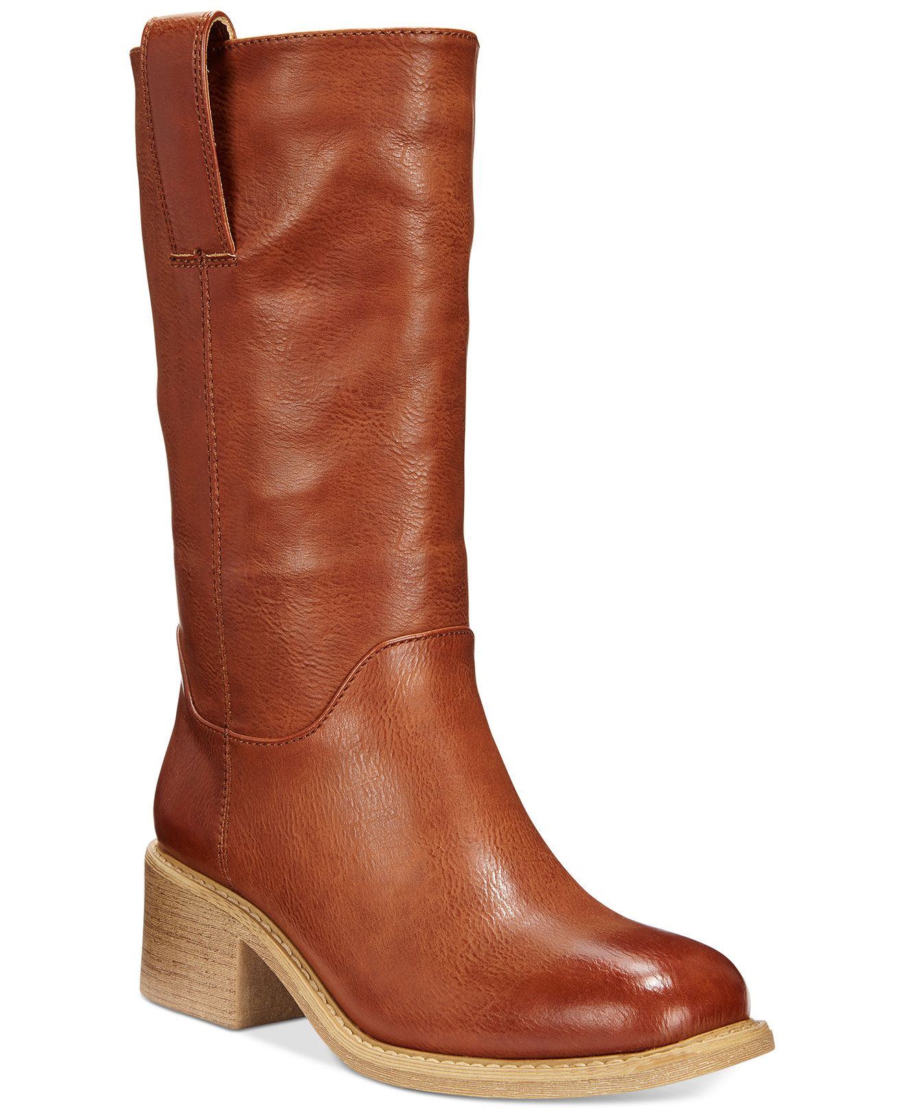 a4582cf09ea3 Dolce by Mojo Moxy Bounty Mid-Shaft Boots - Boots - Shoes - Macy s ...