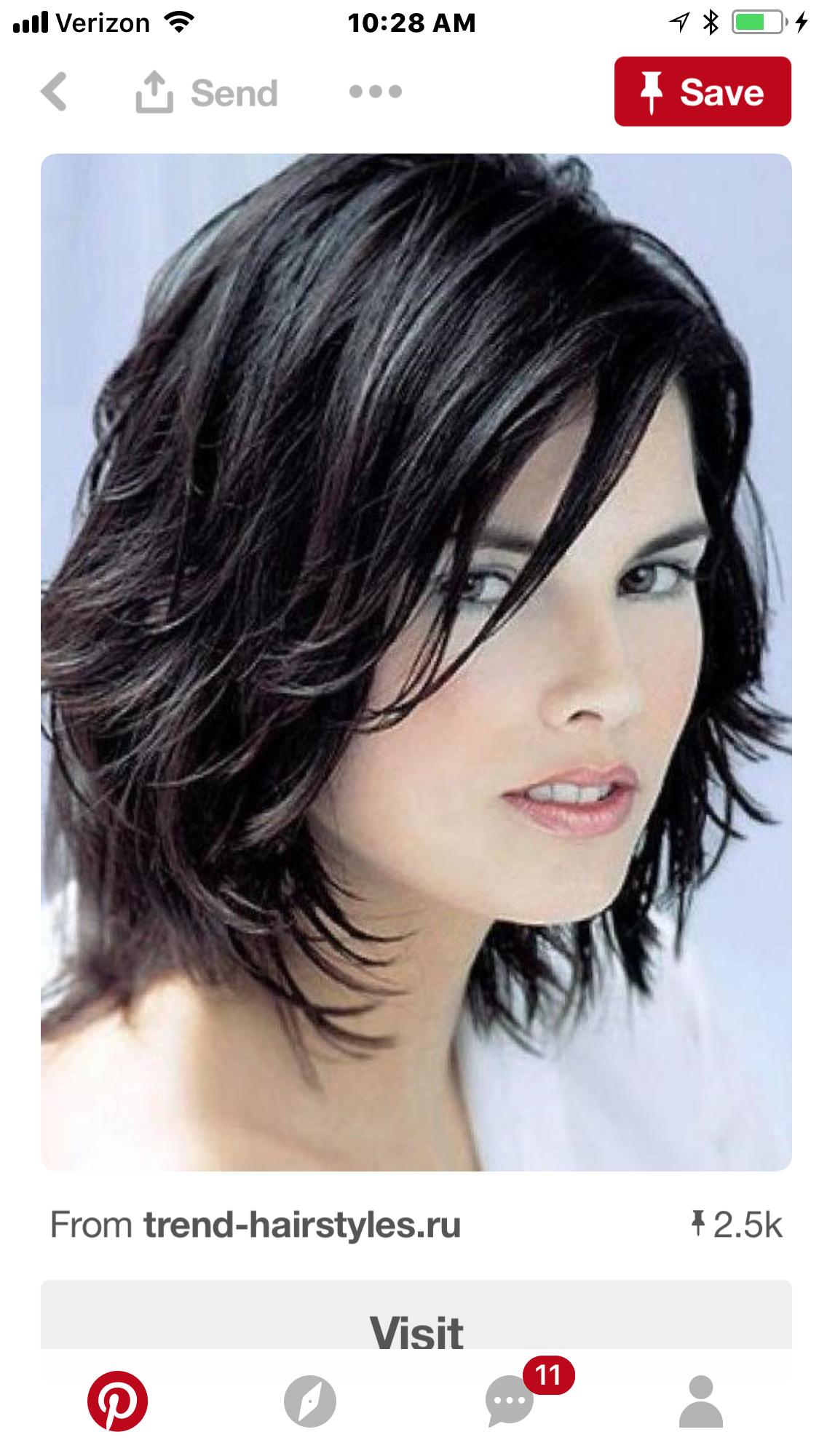 Hair Styles I Like By Kay Dedo Medium Length Hair Cuts With Layers