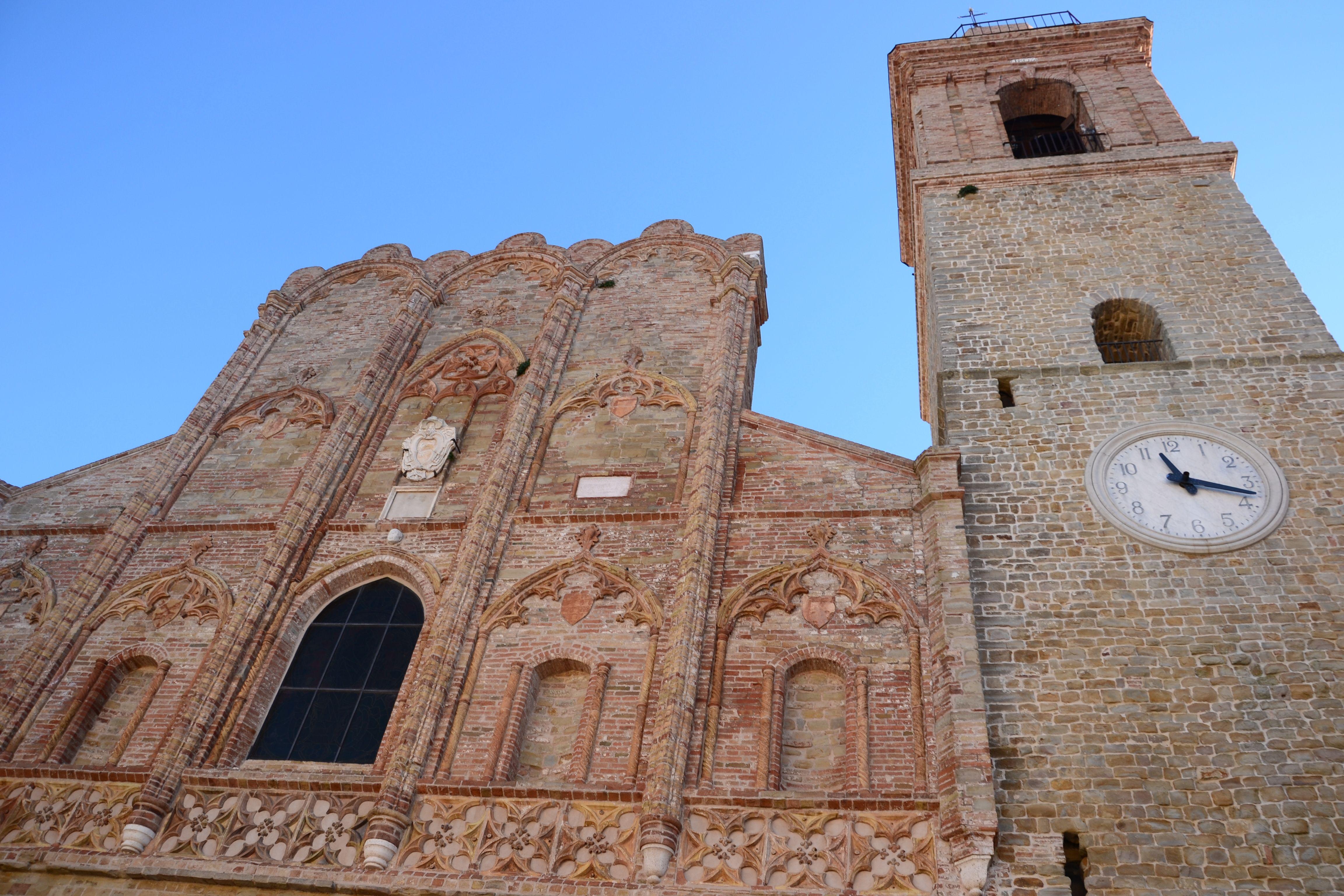San Ginesio, la Cattedrale