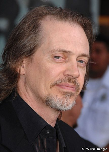 Steve Buscemi - something sexy about him...