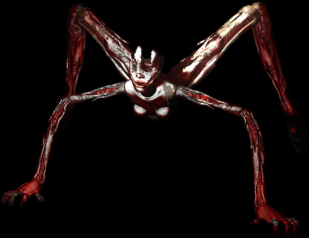 Scarlet Boss Silent Hill Silent Hill Game Silent