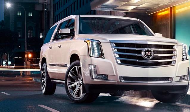 Pin On All New 2022 Cadillac Escalade Esv