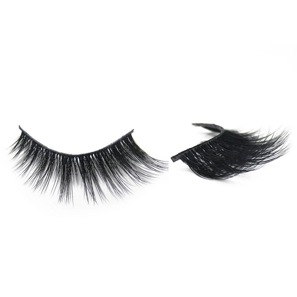 Full Strip Wholesale Premium Silk Lashes False Eyelash Vendor