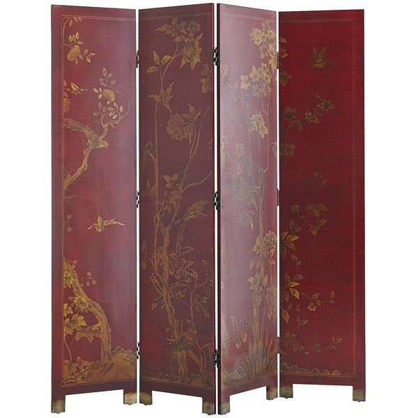 Pier 1 Imports Taochi Room Divider ($330) ❤ Liked On Polyvore