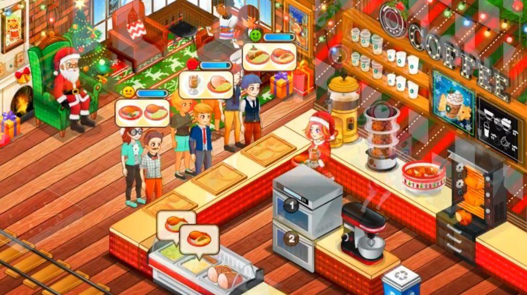 Rekomendasi Game Offline Android Terbaik 2020 Game Sandbox Pengunjung Restoran