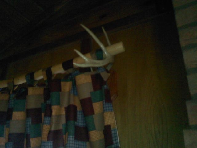 Antler Curtain Rod Holder Curtain Rod Holders Antlers Decor Curtains