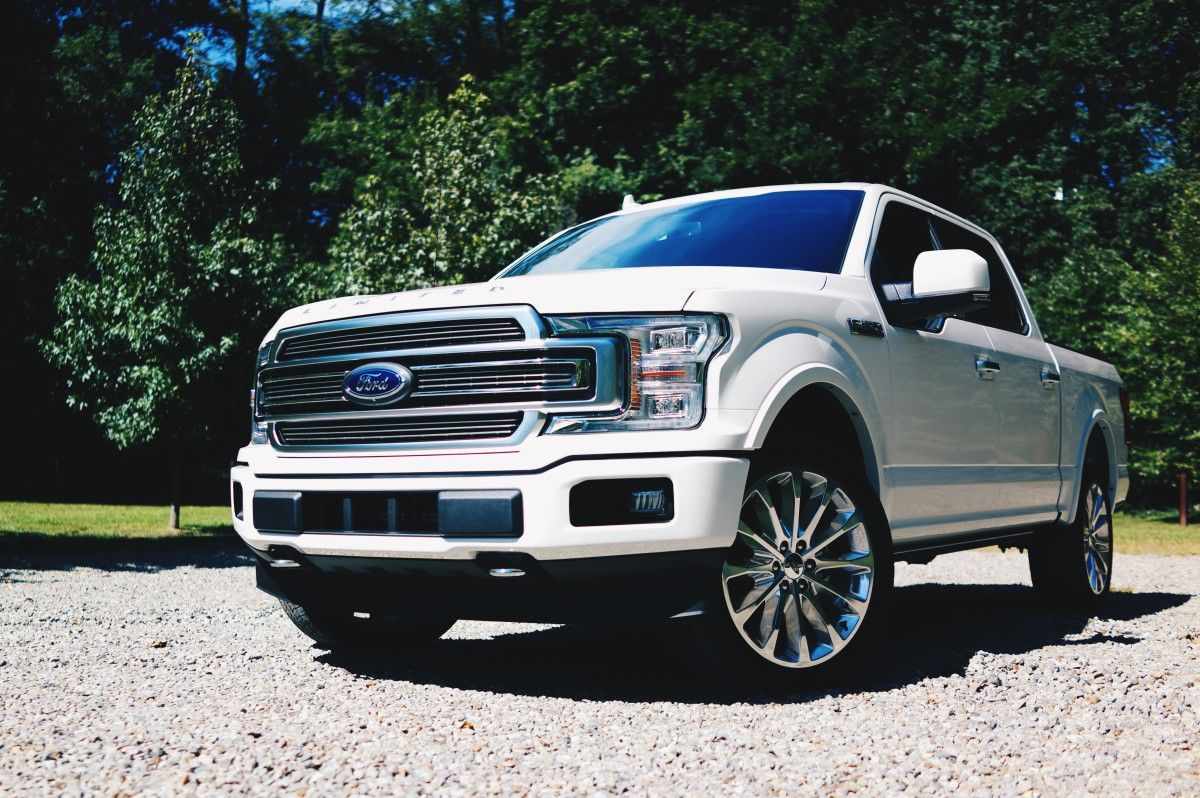 Top Of The Line Truckin In The 2018 Ford F 150 Limited Ford F150 2018 Ford F150 Ford F Series