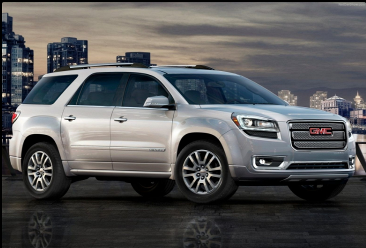 The 2018 Gmc Envoy Offers Outstanding Style And Technology Both