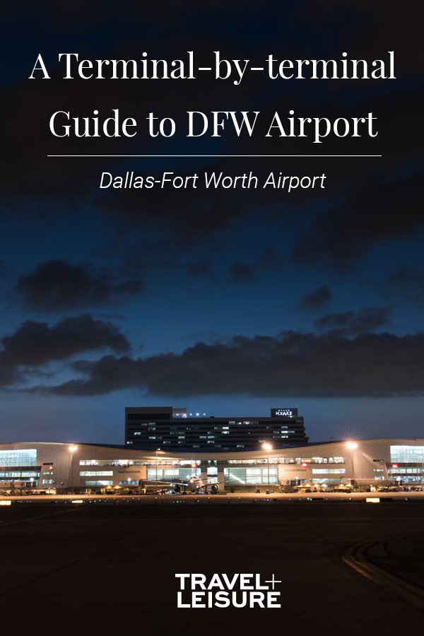 Dallas Fort Worth Airport Parking