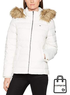 ofertas exclusivas varios diseños personalizadas Tommy Hilfiger (EUR 185,34 - EUR 197,10) Parka mujer #parkas ...