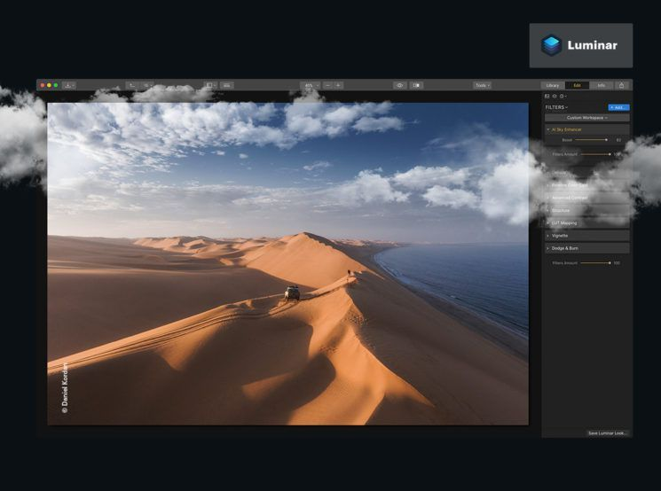 Skylums New Ai Sky Enhancer For Luminar Adds Detail And Drama To Your Skies Your Sky Sky Scenes