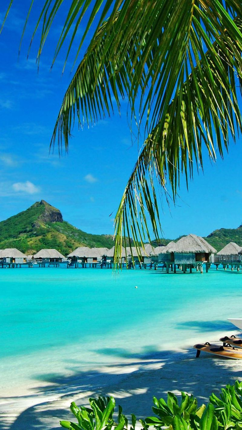 How About We Go To Bora Bora For Summer Holiday Vacation