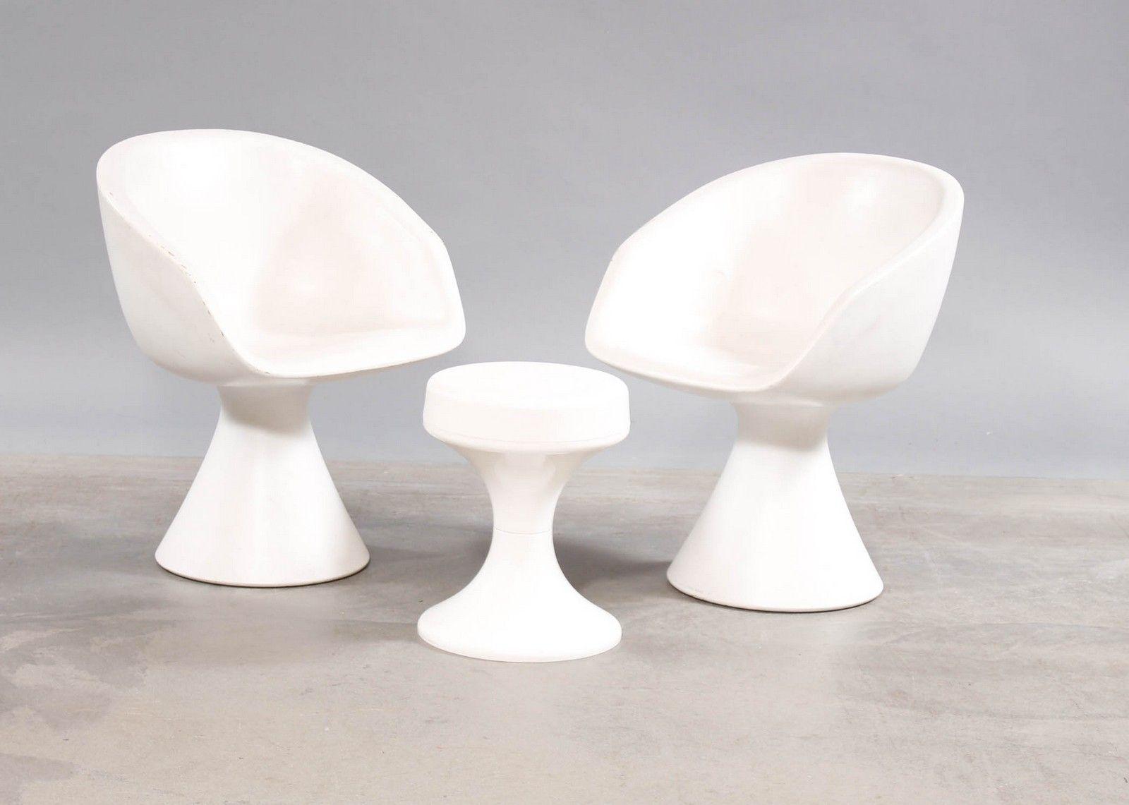 Lauritz Com Arkana Skalstol Mushroom Chair Fra 1960 Erne  # Muebles Giulani