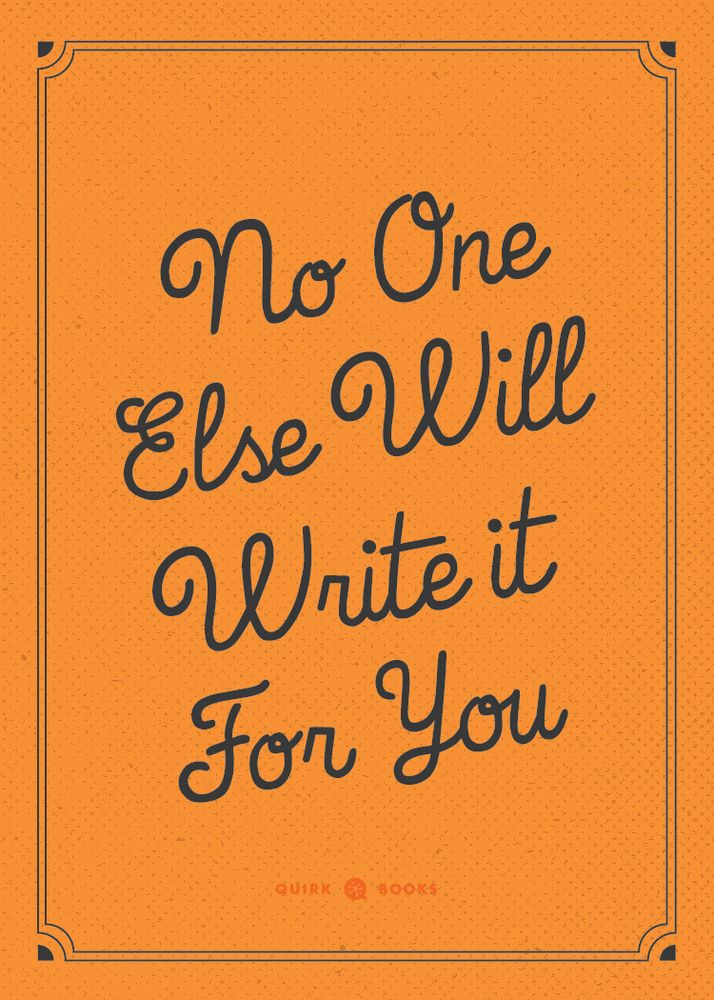 Awesome Motivational Writing Posters That Will Get You To ...