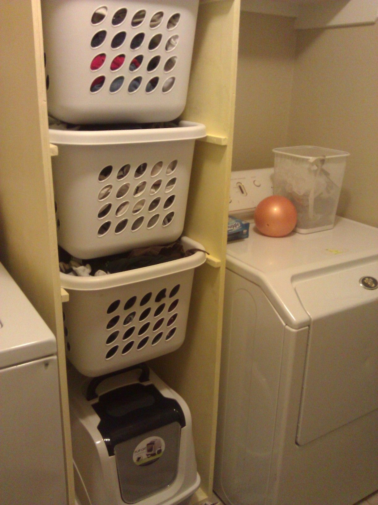 Organization Laundry Small Room Diy