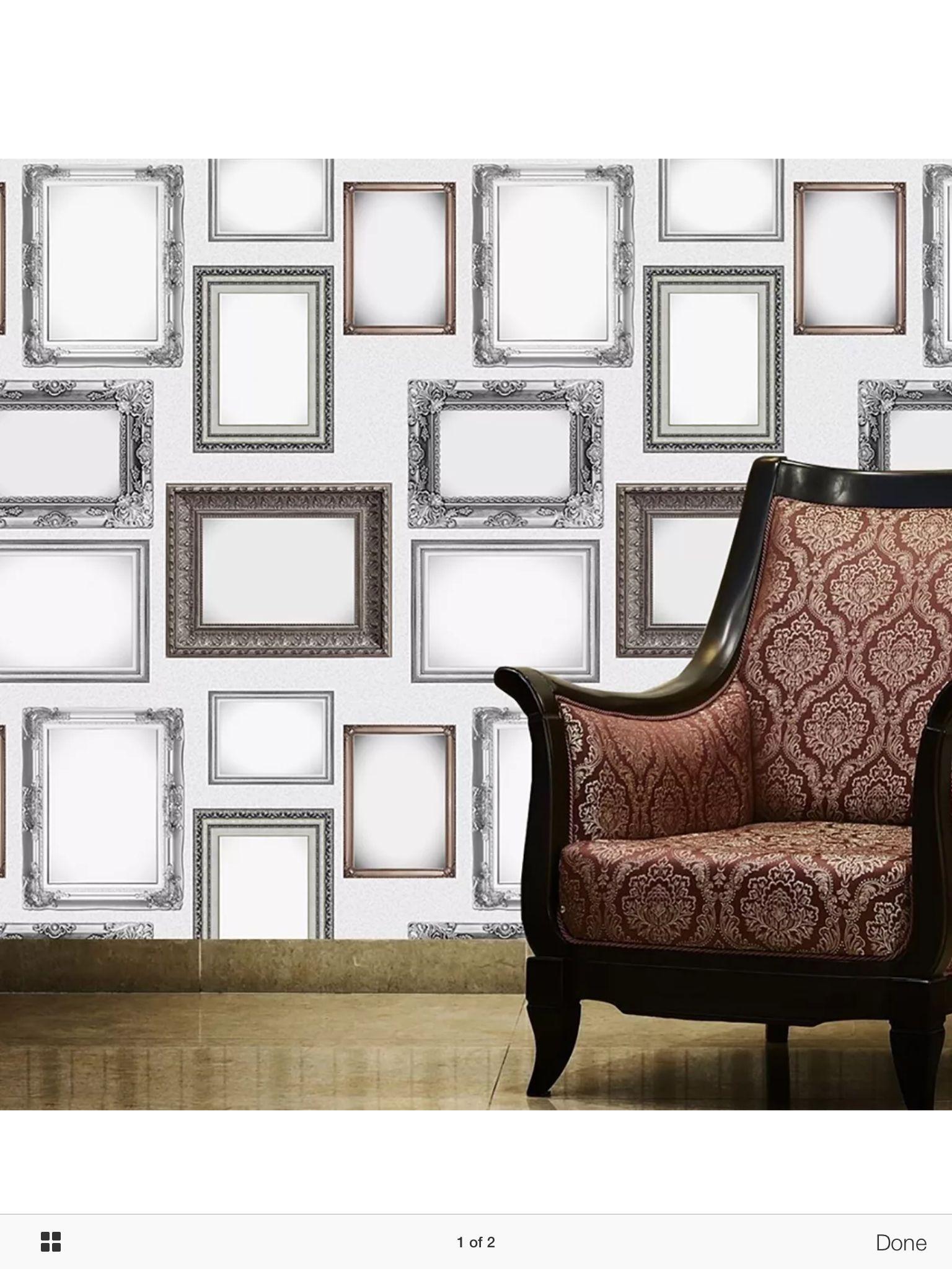 Empty frames wallpaper   JC Wallpaper   Pinterest