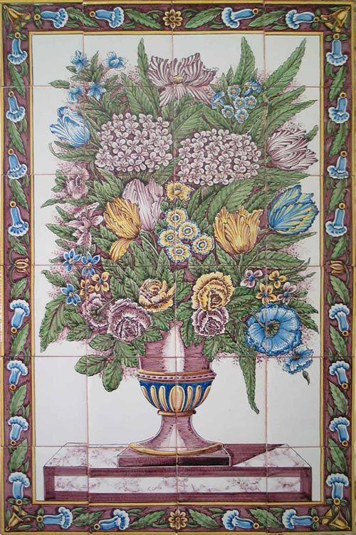 Decorative Spanish Tiles Amazing Tile Murals Spanish Tile Victorian Tile Decorative Tile Design Decoration